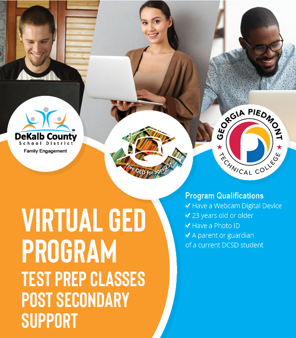 Dekalb GED program